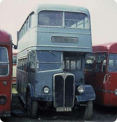 Western SMT – AEC Regent III – BSD 454 – 549