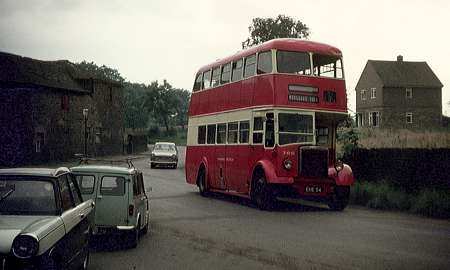 Old Bus Photos 187 Yorkshire Traction