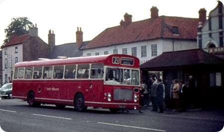 East Midland - Bristol RE - PNN 516F - O516