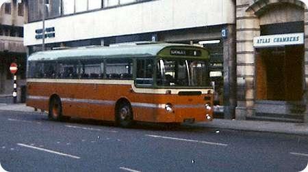 Calderdale JOC - Leyland Leopard - NHE 10F - 360