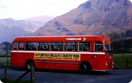 Cumberland - Bristol MW - AAO 34B - 231