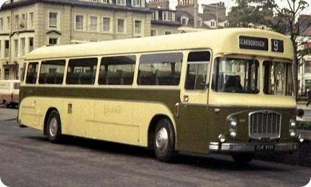 United Automobile - Bristol RE - 104 VHN - BRC4
