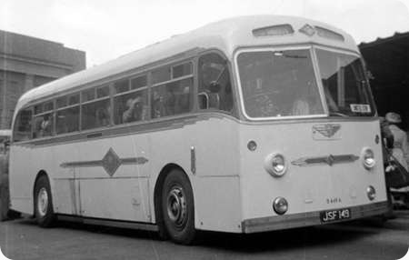 SMT - AEC Regal IV - JSF 149 - B 449