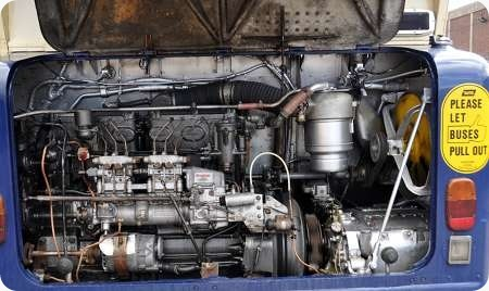 UHA 225H_engine