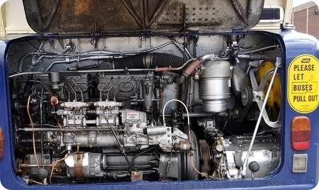 UHA 225H_engine