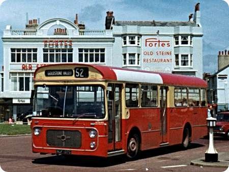 Brighton Corporation - Leyland Panther Cub - NUF 137G - 37