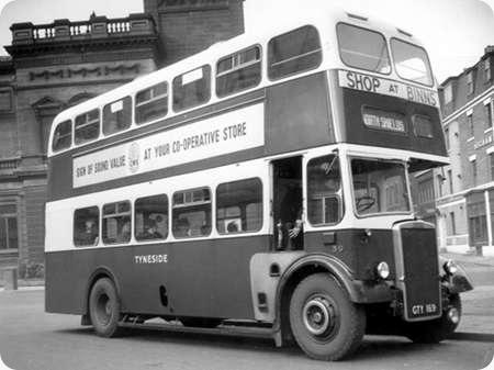 Tyneside - Leyland Titan - GTY 163 - 39
