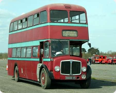 A Mayne & Son - AEC Regent V - 8859 VR