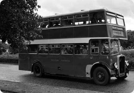 Western National - Bristol K6B - KUO 972 - 959