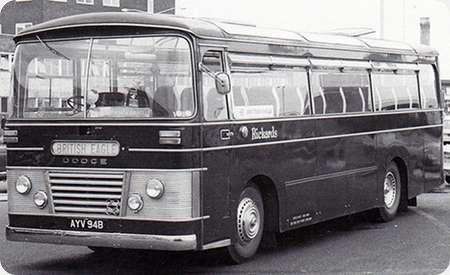 Charles Rickards - Dodge S307 - AYV 94B