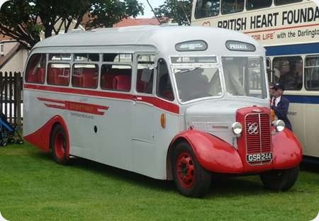 Meffen of Kerriemuir - Commer Q4 - GSR 244