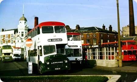 Blackburn Corporation - Leyland Titan - PCB 25 - 25