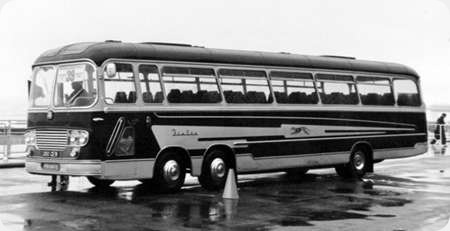 Whippet Coaches - Bedford VAL 14 - 390 GEW
