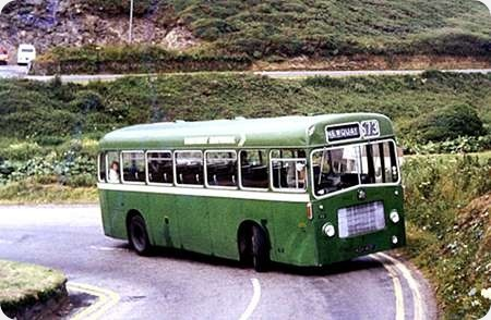 Western National - Bedford VAM5 - KDV 140F - 710