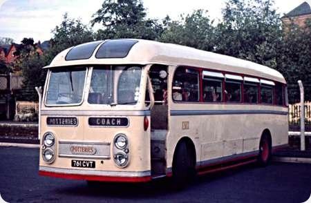 PMT - AEC Reliance - 761 CVT - C8761