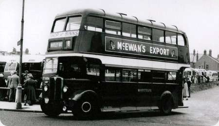 Wakefields Motors - AEC Regent II - FT 6156 - 156