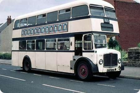 Sheffield Corporation - AEC Regent V - 6336 WJ - 1336