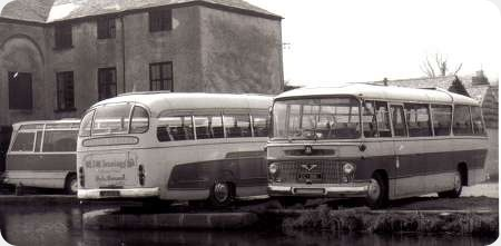W J O Jennings - Bedford SB5 - CCV 166C