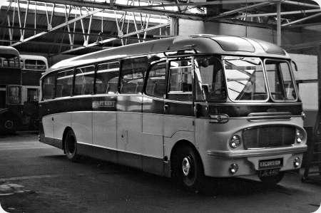 East Kent - Ford Thames 570E - TJG 440