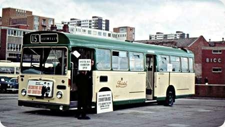 Bristol Omnibus - Bristol RE - UHU 220H - 220
