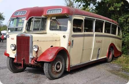 Ribble - Leyland Tiger - FV 5737 - 753