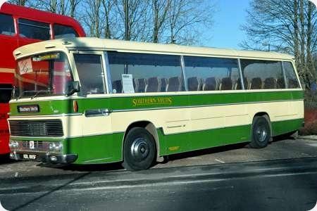 Southern Vectis - Bristol RE - KDL 885F - 301
