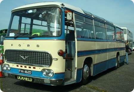 Hutchison - Ford R192 - FVA 462D