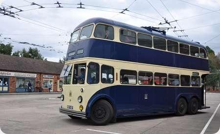 Rotherham Corporation - Daimler CTE6 - FET 617 - 37