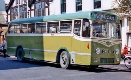 Old Bus Photos