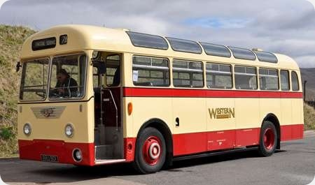 Bournemouth Corporation - Leyland Tiger Cub - RRU 901 - 264