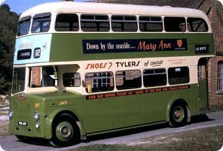 Jersey Motor Transport - Leyland Titan PD2 - 780 JGY - 27