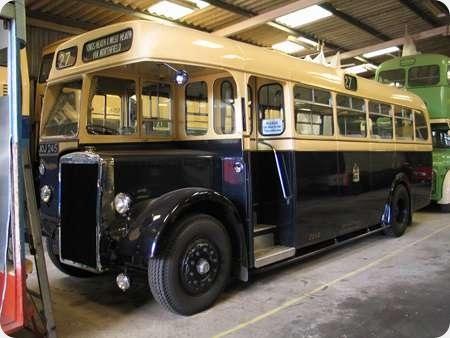 Birmingham City - Leyland Tiger - JOJ 245 - 2245