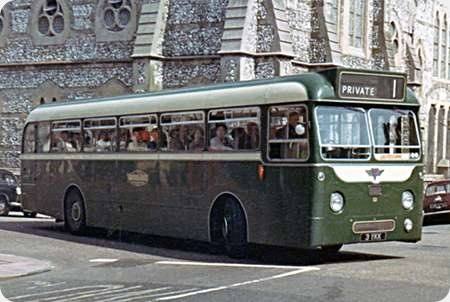 Maidstone & District - AEC Reliance - 3 YKK - S 3