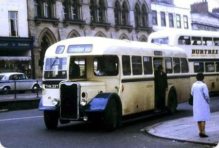 Darlington Corporation - Guy Arab III - THN 357 - 45