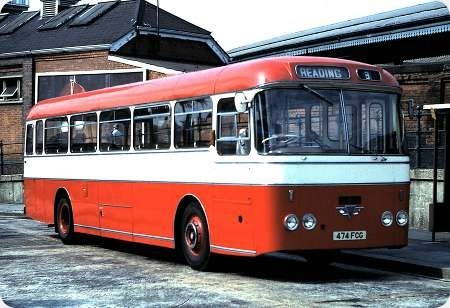 Chiltern Queens - AEC Reliance - 474 FCG