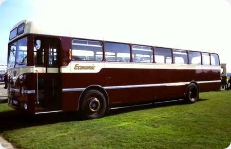 Economic Bus Service - AEC Reliance - 8031 PT - 5