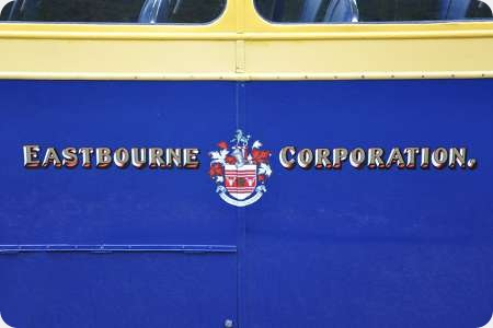 Eastbourne Corporation - AEC Regent III - AHC 442 - 42