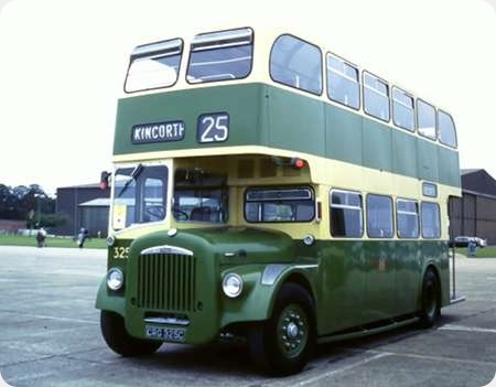 Aberdeen Corporation - Daimler CV - CRG 325C - 325