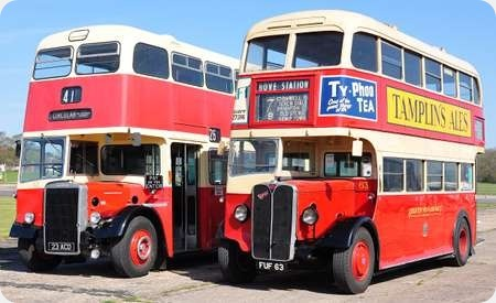 Brighton Corporation - AEC Regent I - FUF 63 - 63