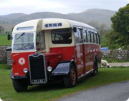 Lancashire United - Guy Arab III - MTJ 84 - 440