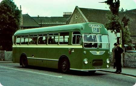 Bristol Omnibus - Bristol MW5G - 936 RAE - 2577
