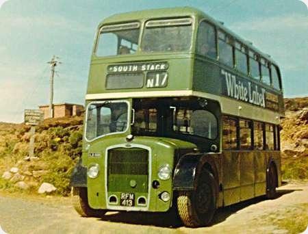 Crosville - Bristol Lodekka - RFM 413 - DLB 668