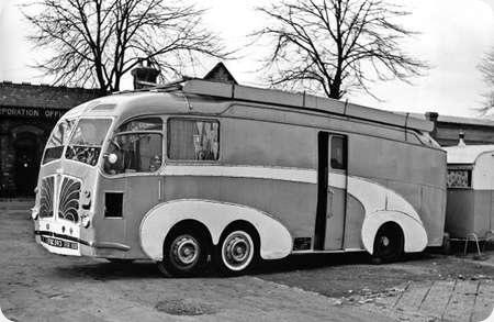 City Coach Company - Leyland Gnu - FGC 593 - G1