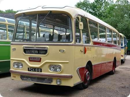 Ribble - Leyland Leopard - PCK 618 - 1036