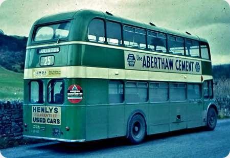 Bristol Omnibus - Bristol Lodekka - YHT 962 - L8450