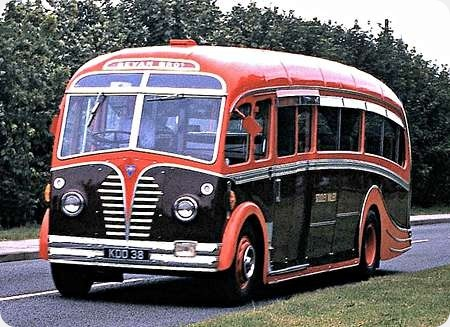 Bevan Bros -_AEC Regal III - KDD 38
