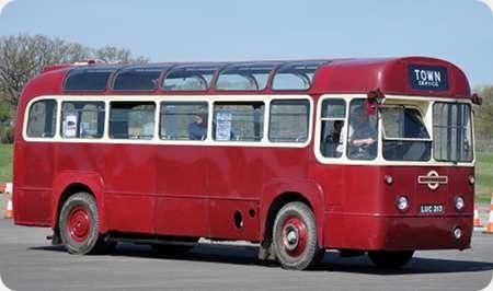 Hampson (Oswestry) - AEC Regal IV - LUC 213