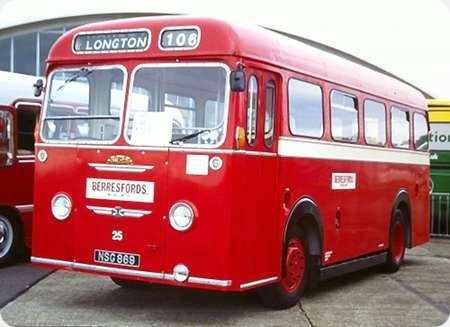 Berresfords - Albion Nimbus - NSG 869 - 25