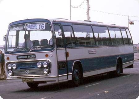Hanworth Acorn - Seddon Pennine IV - DAN 400H