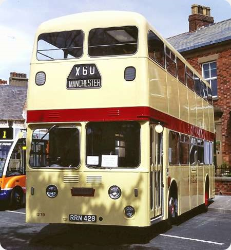 Ribble - Leyland Atlantean - RRN 428 - 1279